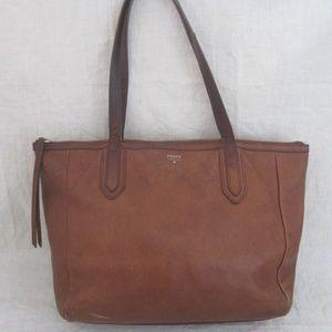 FOSSIL live long vintage shoulder handbag
